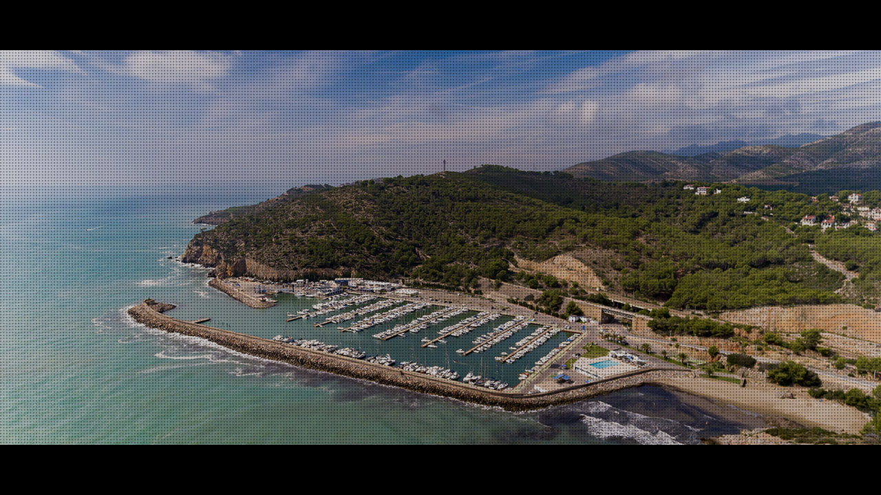 Video con drone en Castellon