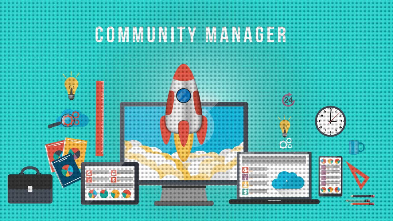 Community Manager en Castellon